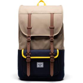 Herschel Little America Pro Backpack, beige/zwart